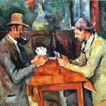 Cezanne De kaartspelers $ 259 miljoen