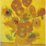 Van Gogh Zonnebloemen $ 40,5 miljoen